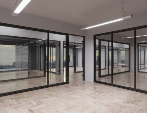 Glass in the Office: Reflecting on the Benefits