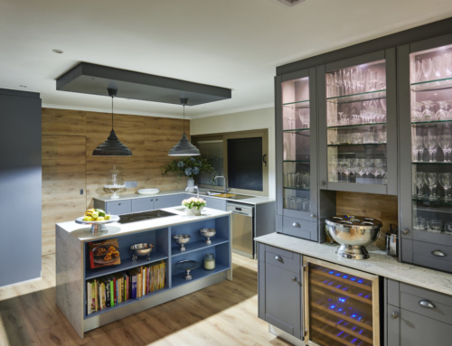Glass interiors: inspiring the heart of the home